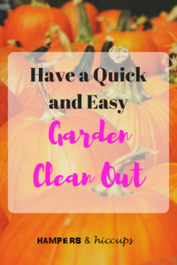 Get through your garden clean out quickly and efficiently. Keep up on produce and cleaning throughout the year to minimize labour at fall time. Now that you have your produce under control you can easily tackle the garden clean out. Start by getting rid of all the growth aids (markers, strings, cages, fences). Next you'll want to get rid of plants that will cause an issue with your tiller, or wreak havoc for you in the next season. I'm looking at you corn & tomatoes! Trim back your raspberry bushes and haul away the rest of the organic matter that you don't want tilled into the soil. Once you have everything hauled away, reward yourself with a nice cold beer! Congratulations, you're ready for the fall field work!