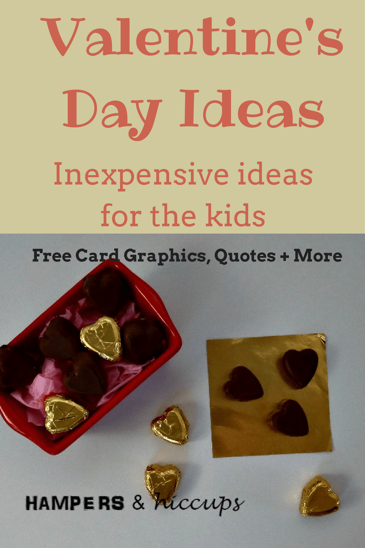 Valentine's day can be challenging. Shortly after Christmas, who wants to spend more money! Find some inexpensive ways to entertain your kids this year. Cute and easy ideas to make it a memorable Valentine's Day with the kids. #vday #valentinesday #kids #frugal #inexpensive #fun #momblog