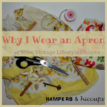 The Most Important Reason to Wear an Apron