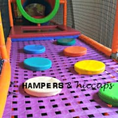 A Young Family's Review of a Soft Play Indoor Playground