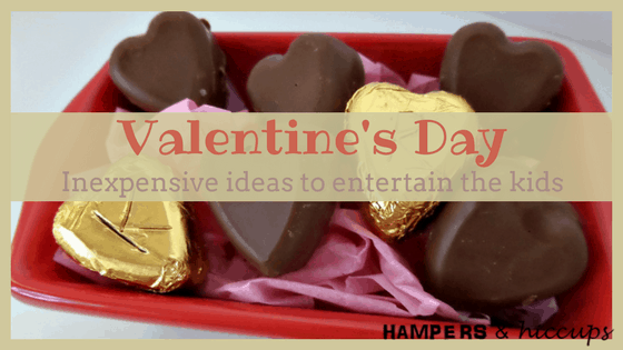 Easy & Inexpensive Valentine's Day Ideas for Kids