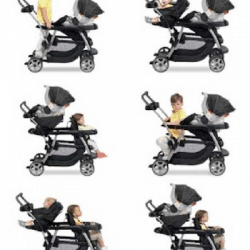 why you need this graco double stroller for your family. with 12 unique riding positions, an extra large storage compartment, easy one handed fold and one-toe braking, this is simply the only option for a busy family on the go. don't miss out on this double stroller reviews, free diaper bag checklist, and explanation video.