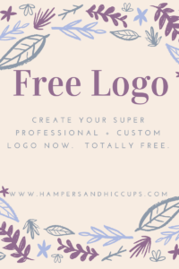 how to create a professional custom logo for free with designevo. if you're looking to make a new logo for your business, look no further than DesignEvo. And not just for companies, either. Use it to make a graphic for your personal letterhead, address labels, wedding invitations, t-shirt designs or pretty much anything else you can think of. Get started now for free