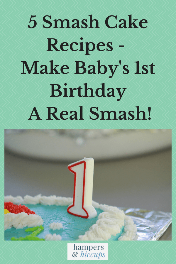 Prime 5 Smash Cake Recipes To Make Your Babys First Birthday A Real Funny Birthday Cards Online Inifodamsfinfo