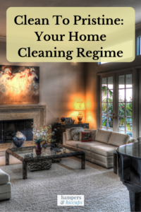 Clean to Pristine: Your Home Cleaning Regime clean living room couch coffee table decor piano hampersandhiccups