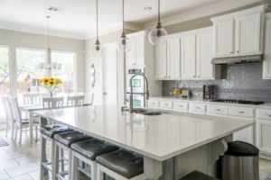 Remodeling your kitchen a newly remodeled kitchen with center island light cabinets