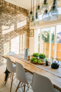 Home sells fast home staging kitchen ideas fruit and succulents on table