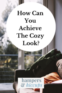 How Can You Achieve The Cozy Look pillows and throws on living room furniture hampersandhiccups