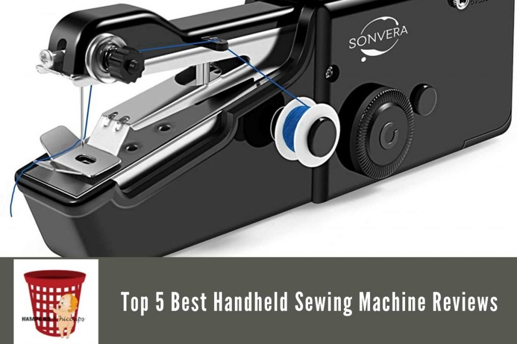 Top 5 Best Handheld Sewing Machine Reviews