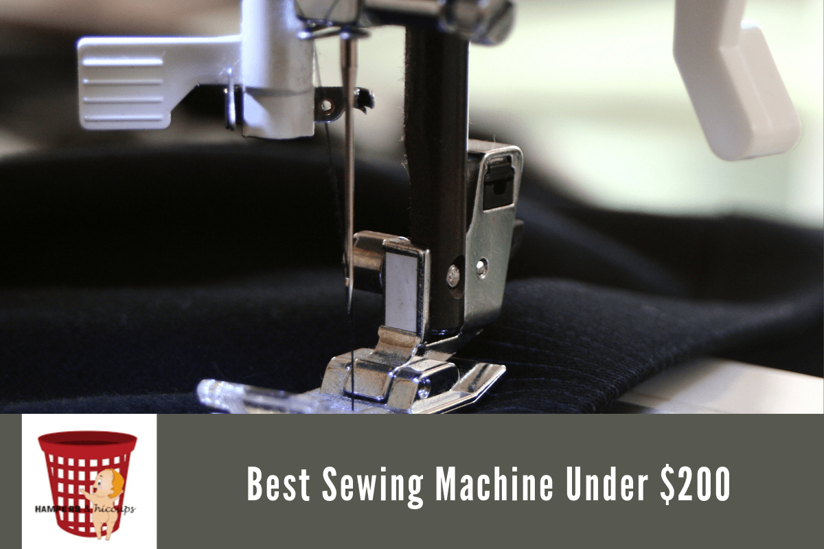 best sewing machines under $200