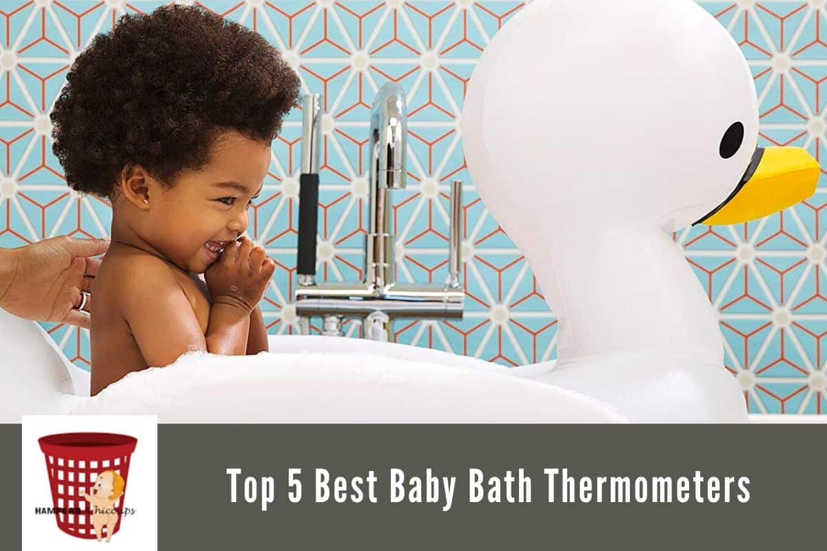 Bathtime Duck Thermometer
