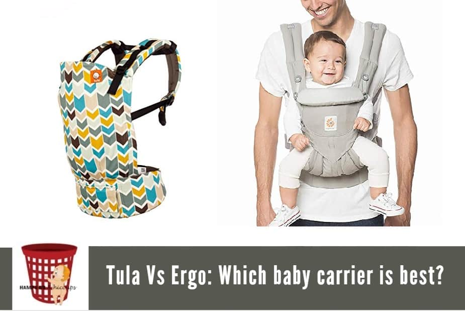 tula vs ergo baby carrier review