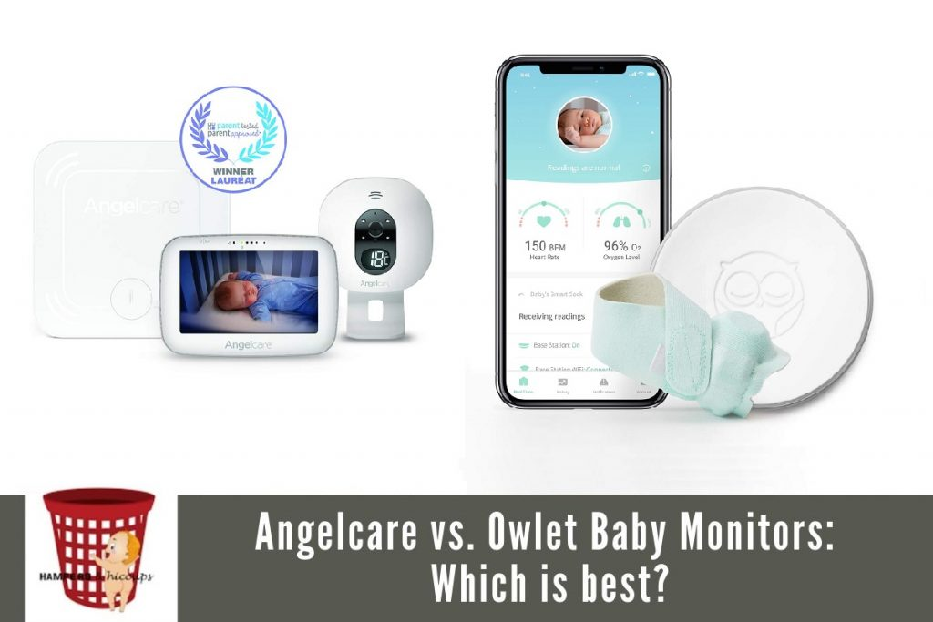 Angelcare vs. Owlet Baby Monitors: Which is best?