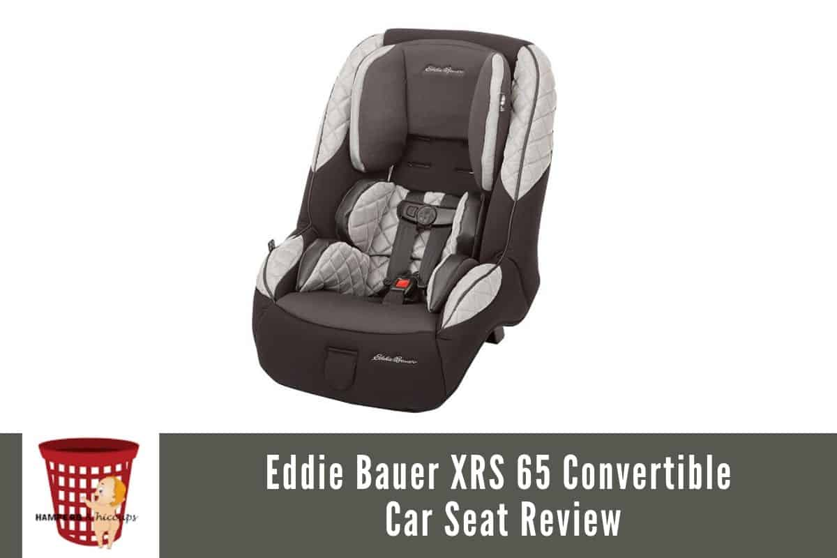 Eddie Bauer XRS 65 Convertible Car Seat Review
