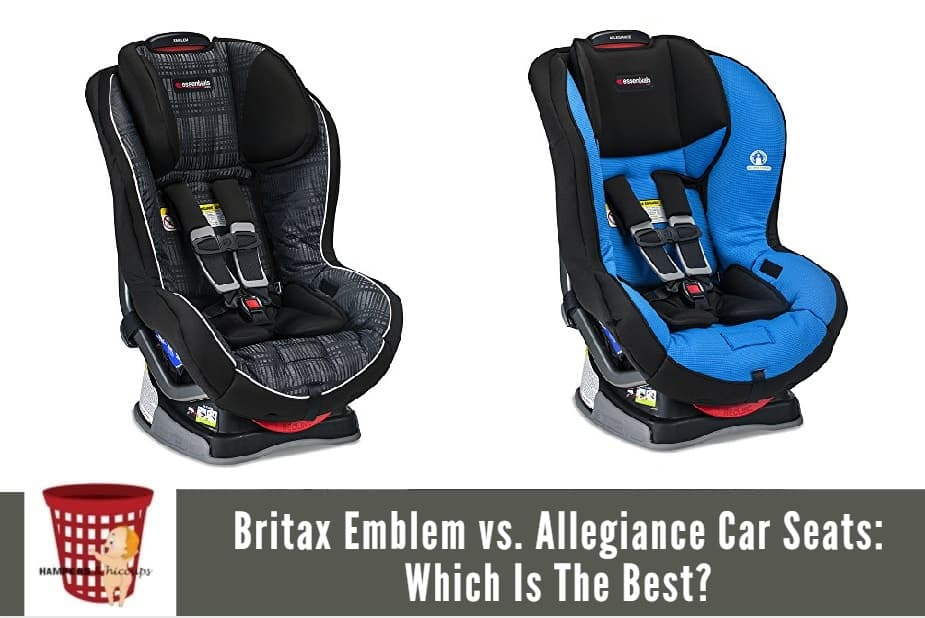 Britax Emblem vs. Allegiance Car Seats: Which Is The Best?