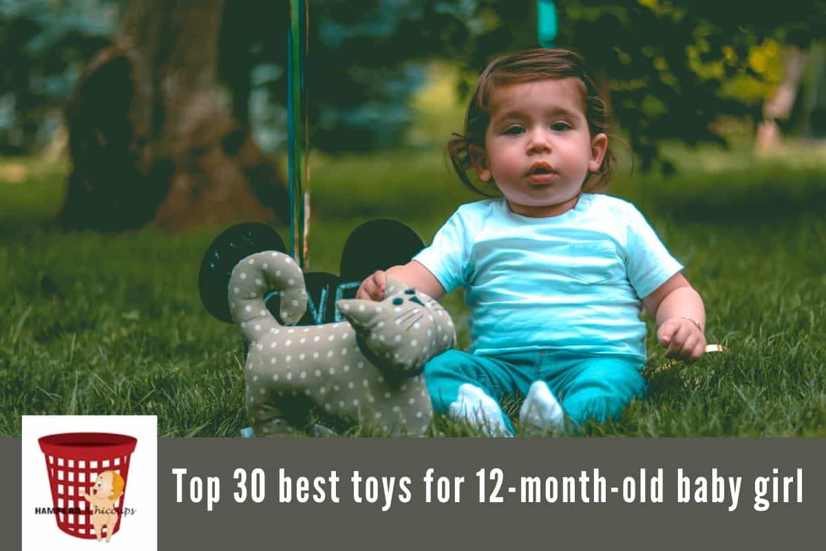 Top 30 best toys for 12-month-old baby girl