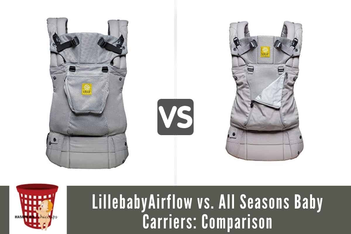LillebabyAirflow vs. All Seasons Baby Carriers: Comparison