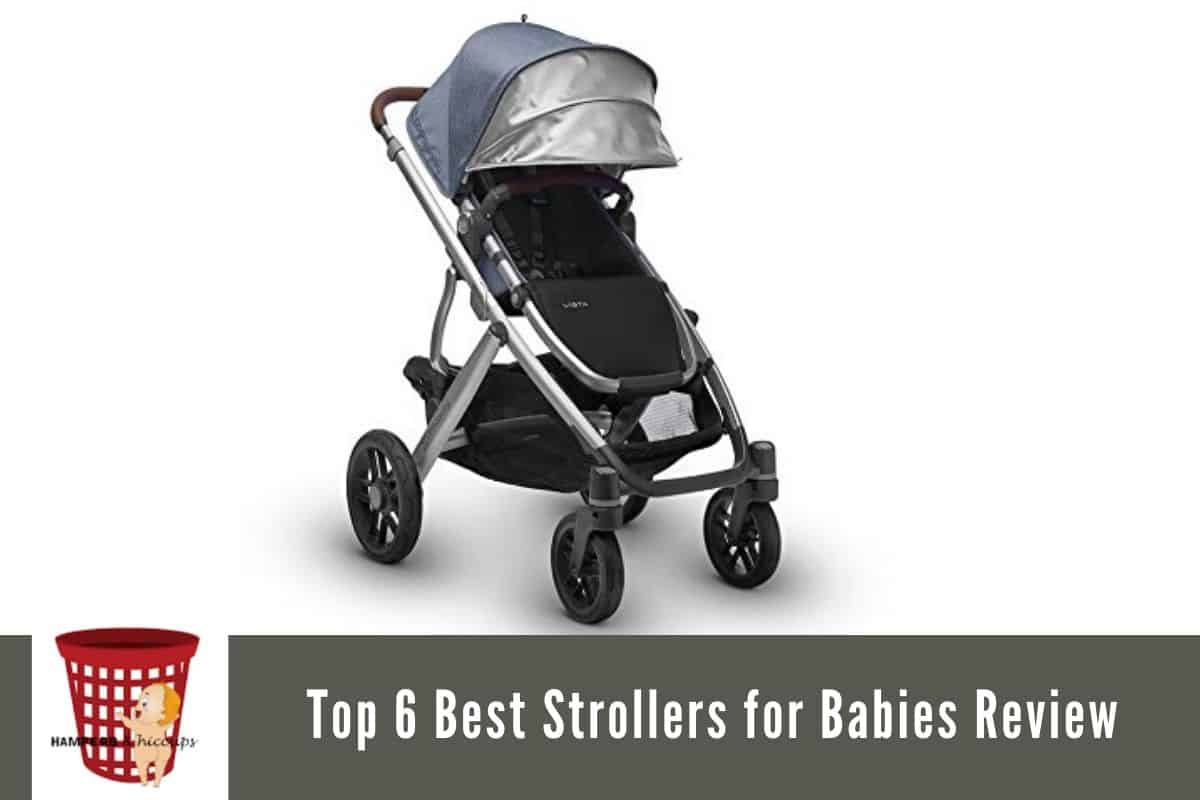 Best Strollers for Babies reviewed in this ultimate guide