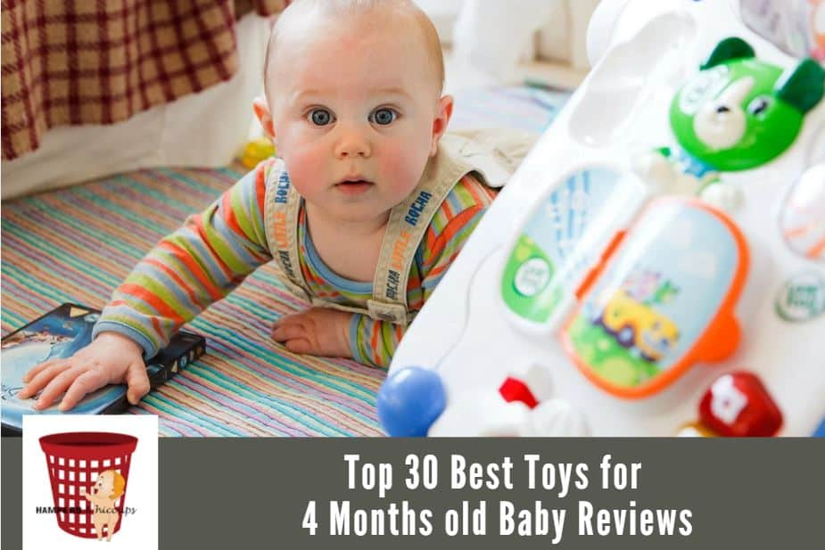 Top 30 Best Toys for 4 Months Old Baby Reviews