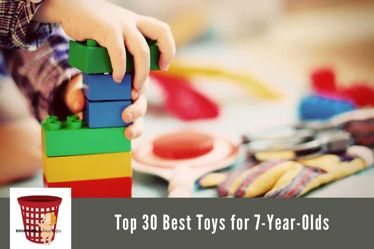 Top 30 Best Toys for 7-Year-Olds