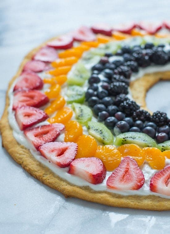 fruit-colored-pizza