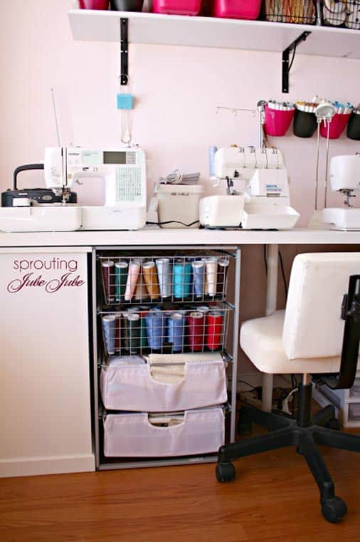 small-pink-sewing-room