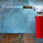 household butane torch