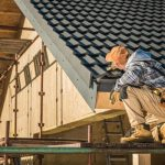 male roof contractor reviews project