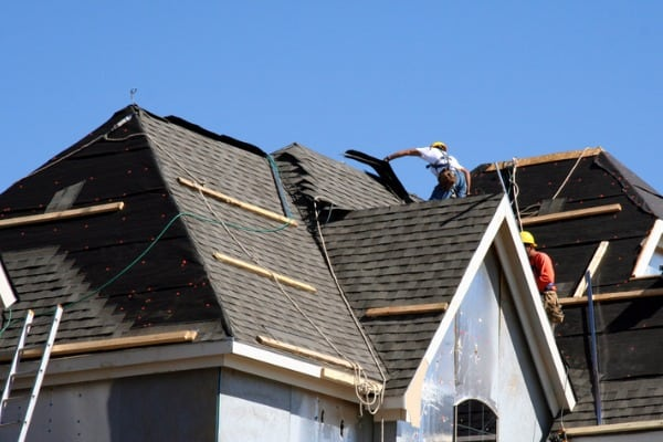 roofing after storm