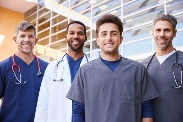 choose the right fabric for scrubs