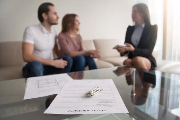 commercial property leasing terms
