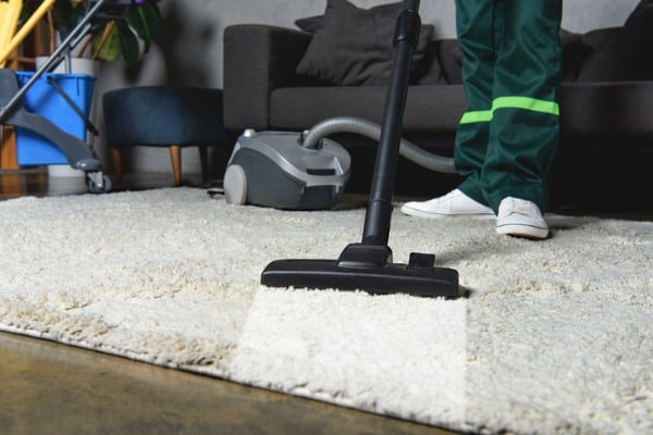 selecting professional carpet cleaner