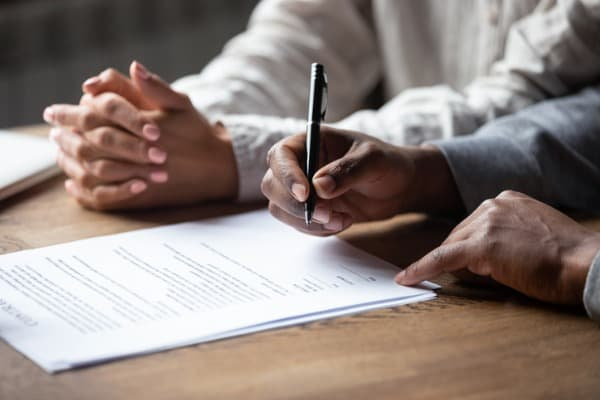lease or rental agreement
