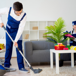 Cleaning Services can help you to Recover your Security Deposit